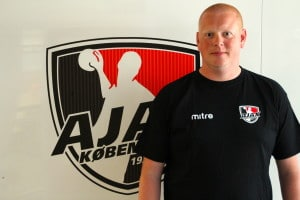 Træner U10 drenge Søren Værnstrøm