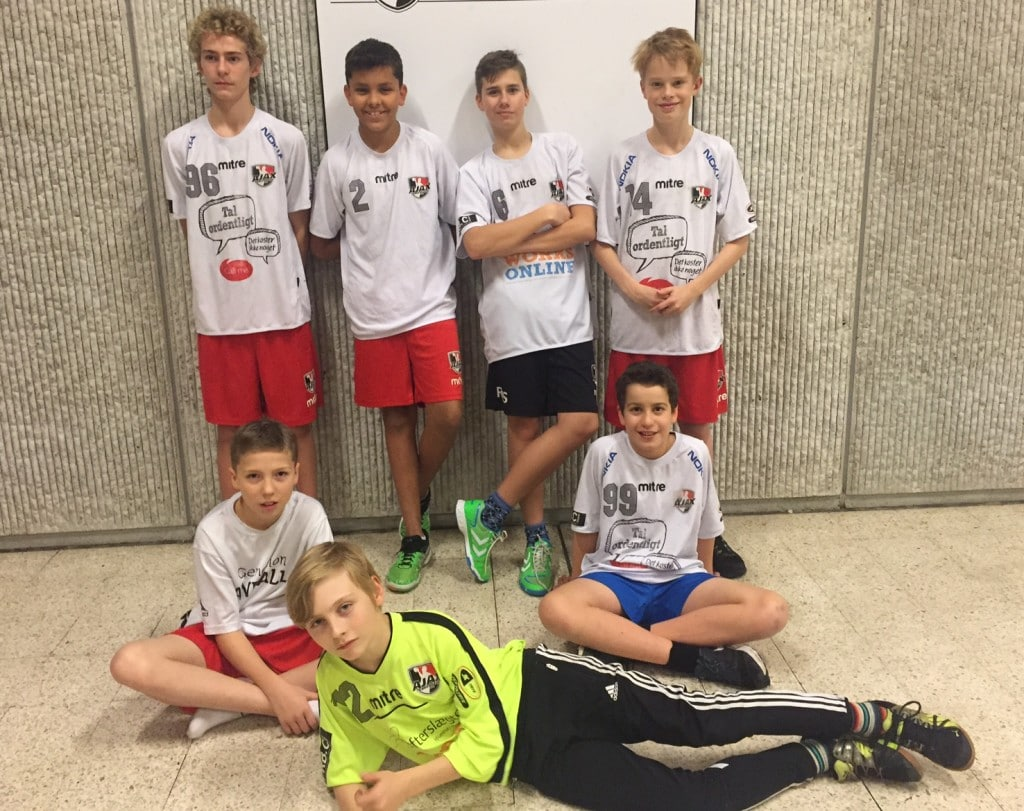 ajax 3 - U14 drenge 2015-2016