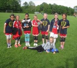 U10 piger – Albertslund Cup 2013