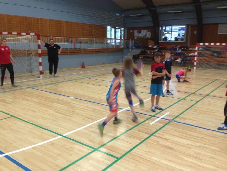 Håndboldskole 2013