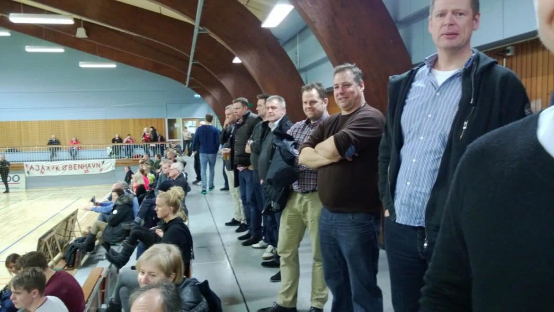 1. herrer AJAX København 34 – 27 Stoholm Håndbold 12. januar 2013