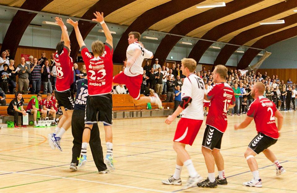 1. herrer AJAX København – Vejle Håndbold september 2011 – VI ER I FINAL 4!