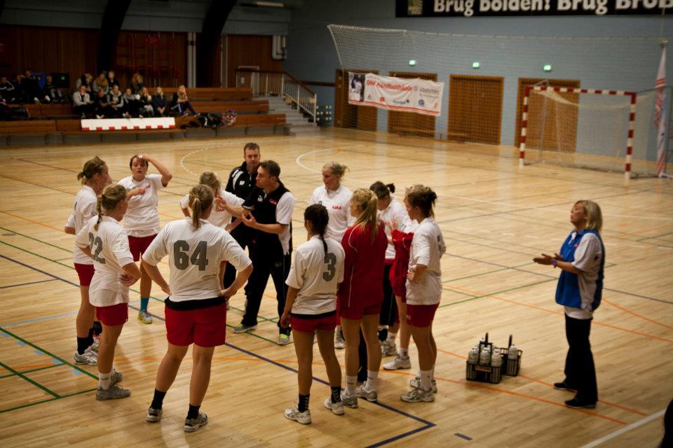 1. damer AJAX København – SønderjydskE 18. september 2011