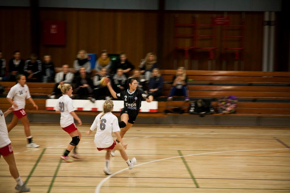 1. damer AJAX København - SønderjydskE 18. september 2011