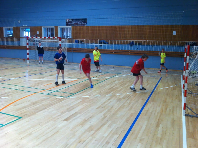 Lockout håndbold i AJAX København 25. april 2013