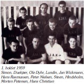 1 herrer holdet 1959