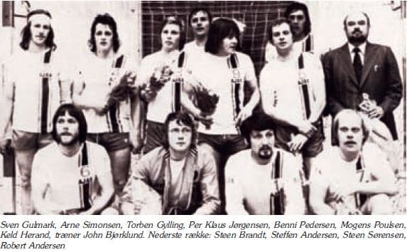 1 herrer holdet 1976