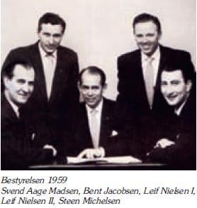 Bestyrelsen 1959