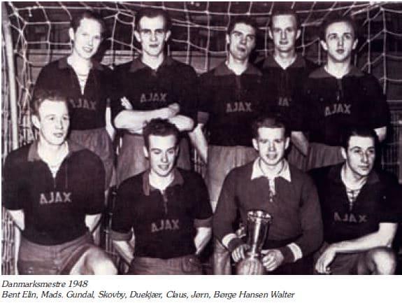 Danmarksmestre 1948