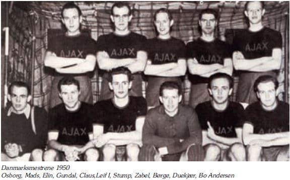 Danmarksmestre 1950
