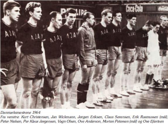 Danmarksmestre 1964