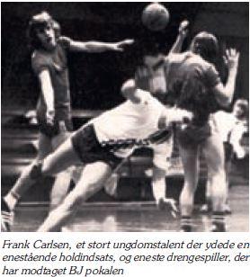 Frank Carlsen i aktion 2 - BJ Pokalen
