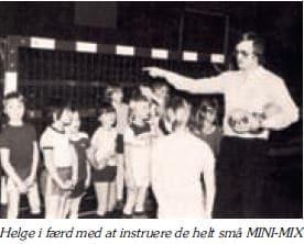 Helge træner Mini-Mix 1979