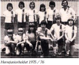 Herrejunior 1975-1976