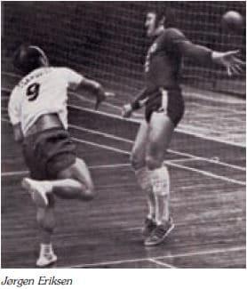 Jørgen Eriksen i aktion