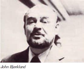 John Bjørklund