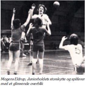 Mogens Eldrup i aktion