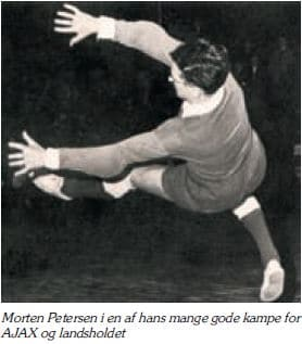 Morten Petersen i aktion