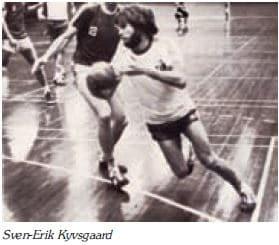 Sven-Erik Kyvsgaard i aktion