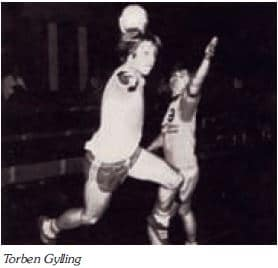 Torben Gylling i aktion
