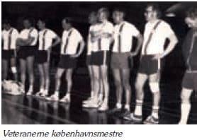 Veteranerne Københavnsmestre 1980
