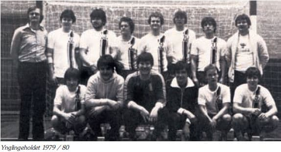 Ynglingeholdet 1979-1980