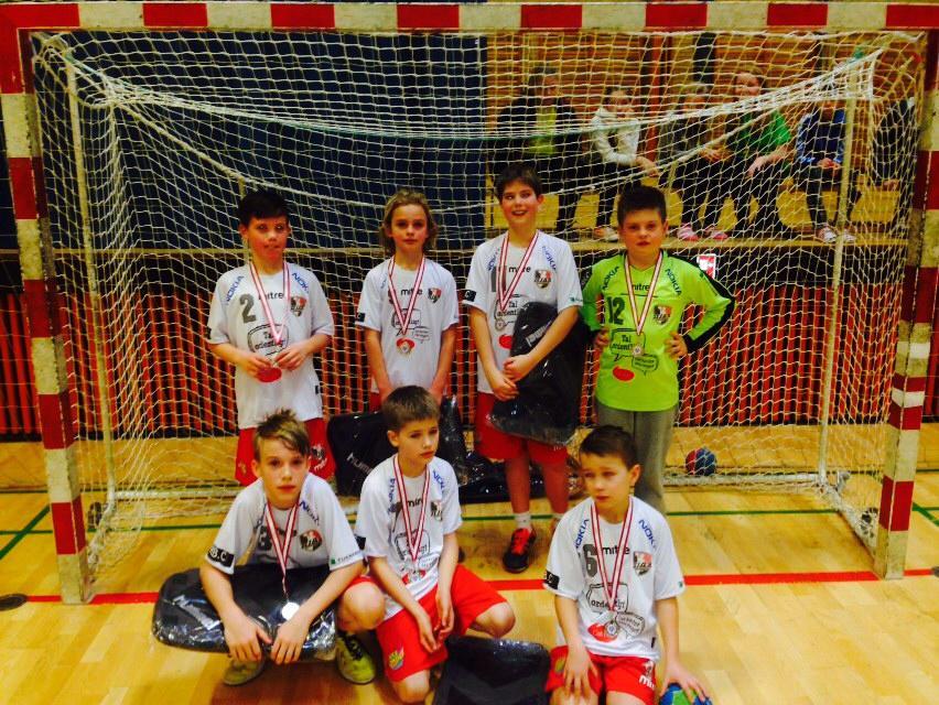 U10 drenge – Faxe Kondi Julecup 2013 – Sølvmedaljer
