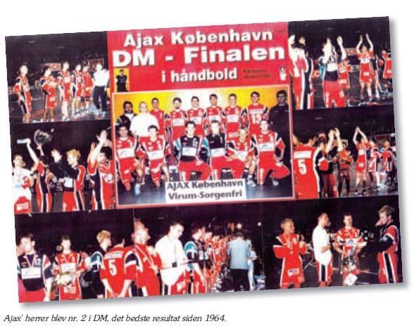 1 herrer Sølv DM 1997