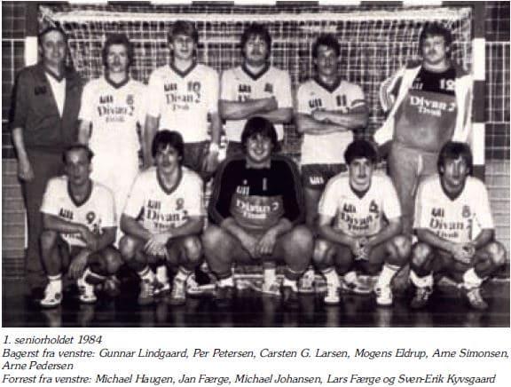 1 herrer holdet 1984