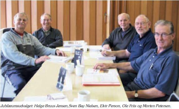 Jubilæumsudvalget - 75 års jubilæum 2009