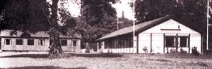 Klubhus færdigt i 1977