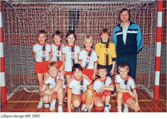 Lilleput drenge 1985