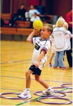 Mini-træning 2004 dreng 2