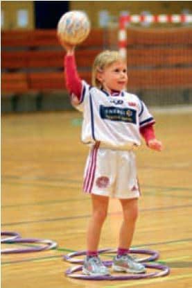 Mini-træning 2004 pige