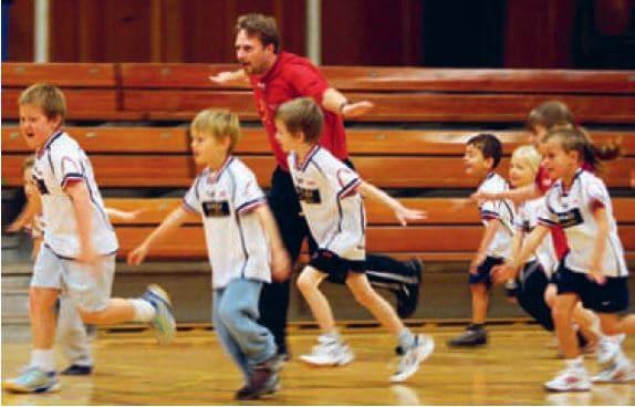 Mini-træning 2004
