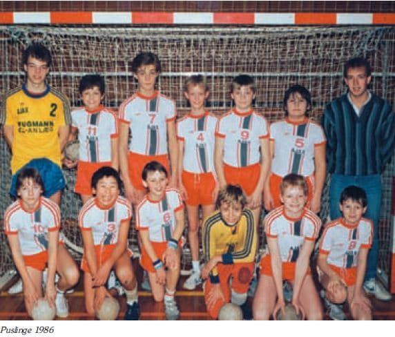 Puslinge 1986