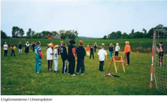 Ungdomsstævne Unneruplejren 1998