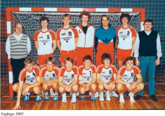 Ynglinge 1985