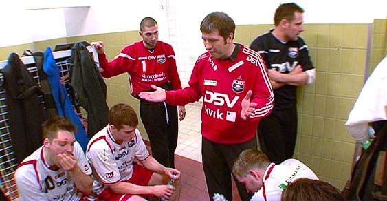 Cheftræner Christian Dalmose - Ajax København 2010