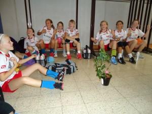U10 piger – BDO Cup 2010