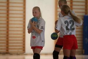 U12 Pige Træningskamp mod Ydun