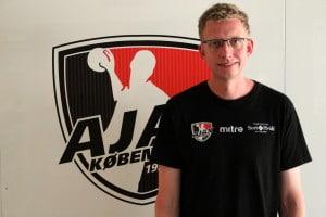Træner U18 piger Carsten Sørensen