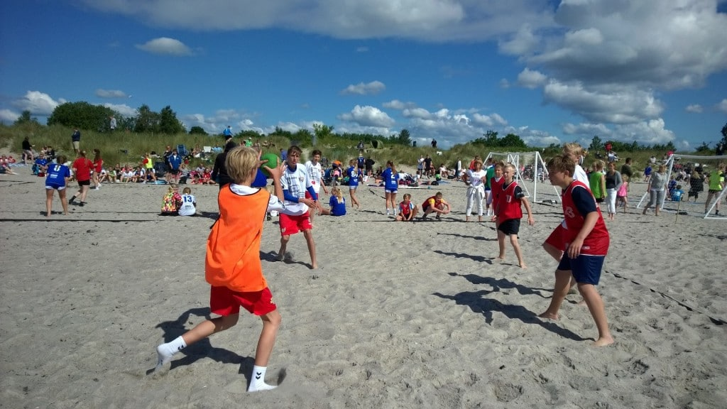 ajax strandhåndbold