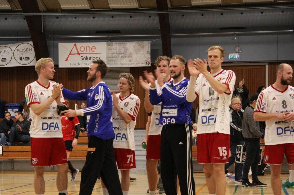Ajax herrer sejr