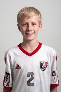 U14D2 Oskar Barslev 16-17