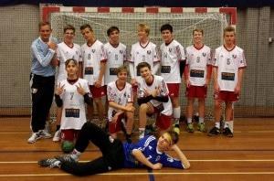 U14 drenge 2015/16