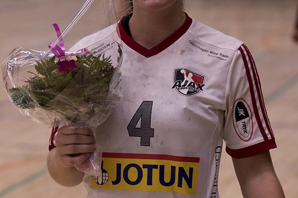 Stine Nørklit Lønborg - Kampens Spiller