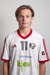 U14D1 Mikkel Wulff 16-17