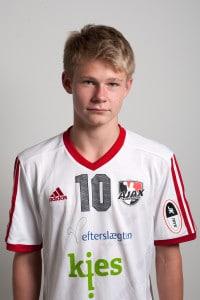U14D1 Oskar Thorvald Andersen 16-17
