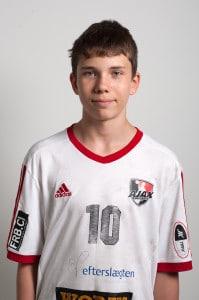 U14D3 Bjørn Hagbarth 16-17